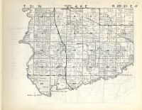 Map Image 010, Marinette County 1954